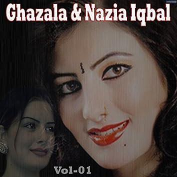 Ghazala & Nazia Iqbal, Vol. 01