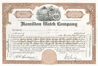 Hamilton Watch Co