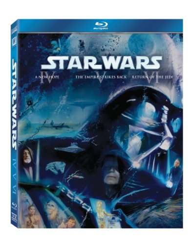 Star Wars: The Original Trilogy (Episode IV: A New Hope/Episode V: The Empire Strikes Back/Episode VI: Return of the