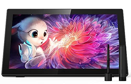 Xyfw Tableta De Dibujo De 21,5 Pulgadas Pantalla De Tableta Gráfica Monitor IPS 8192 Presión De Lápiz De Nivel USB-C