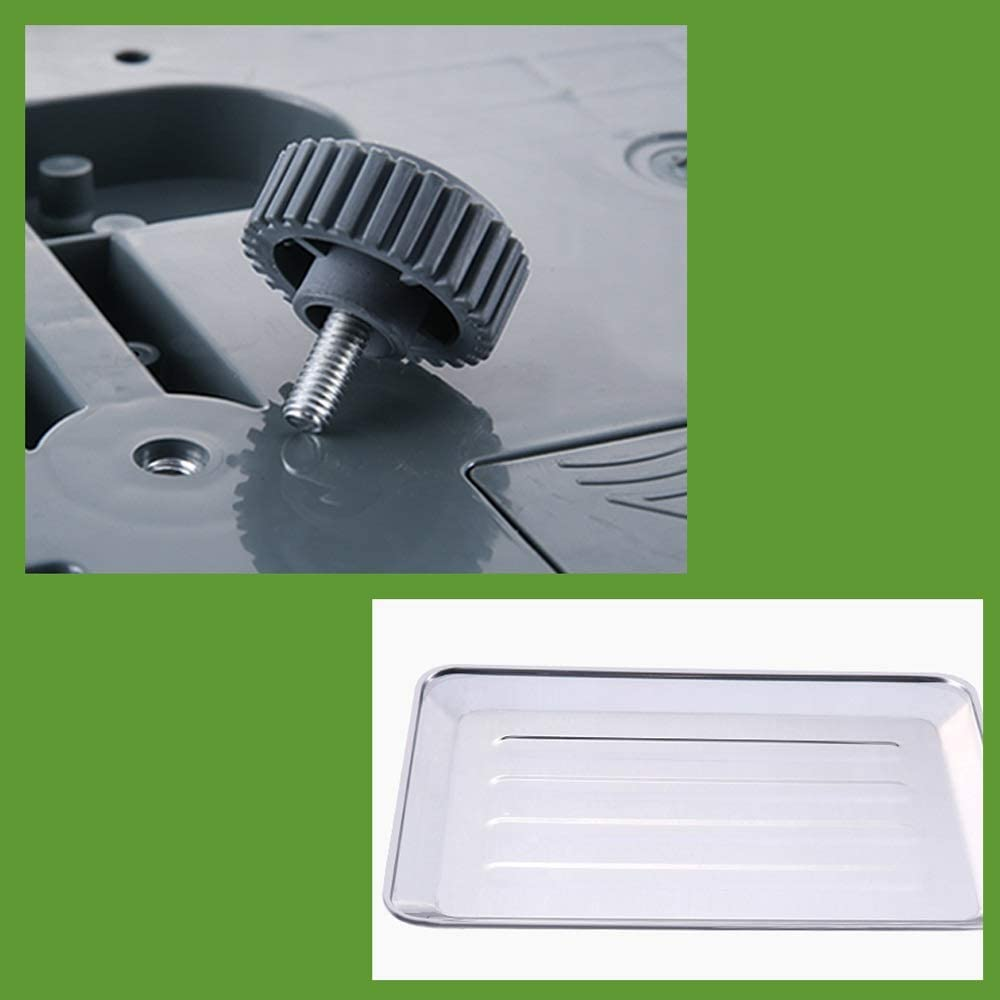 Küchenwaage Lade Elektronische Waage Gewerbliche Küche Haushaltswaagen Hohe Präzision Energieeinsparung HUYP (Farbe : Weiß) Weiß
