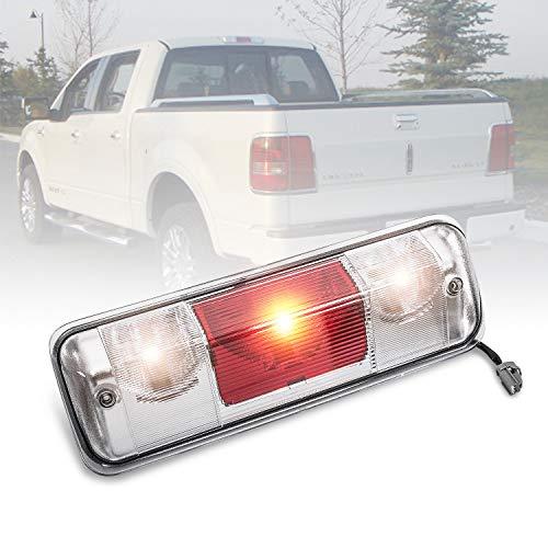 Center High Mount Stop Tail Light, LED Third Truck Brake Cargo Rear Light...