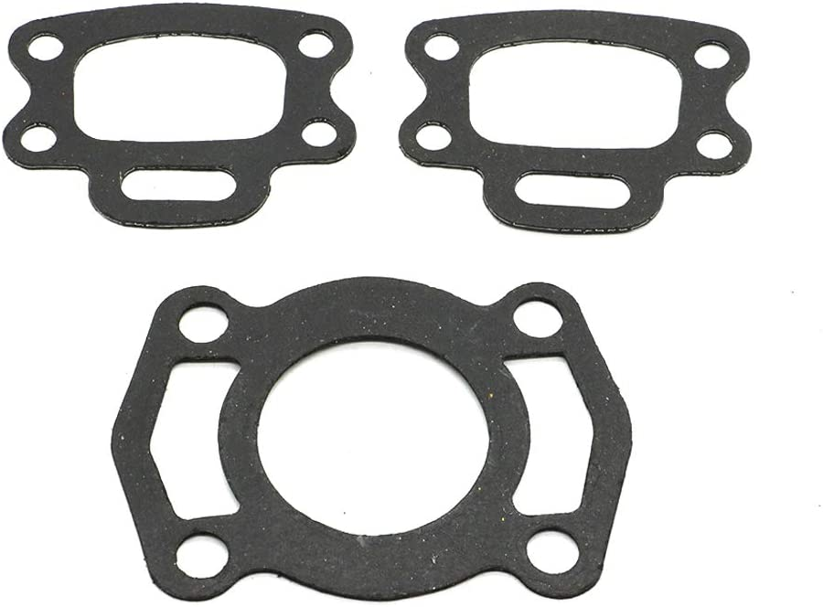 Max 47% OFF AUTOVIC Exhaust Pipe Manifold Gasket Kit XP GTX SeaDoo GS for GT 35% OFF