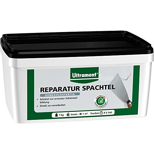 Ultrament Reparatur Spachtel, 1kg