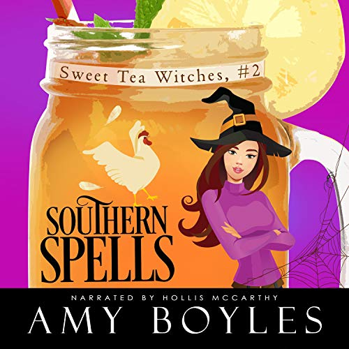 Southern Spells cover art