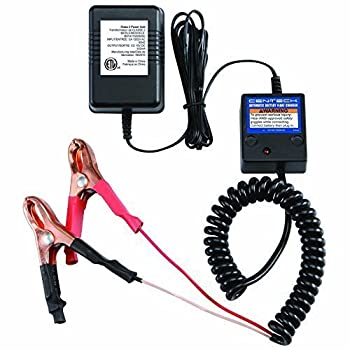 12 Volt Automatic Battery Float Trickle Charger by Cen-Tech by Cen-Tech
