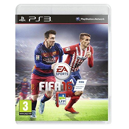 FIFA 16 PS3 FR PG FRONTLINE - PlayStation 3 - [Edizione: Francia]