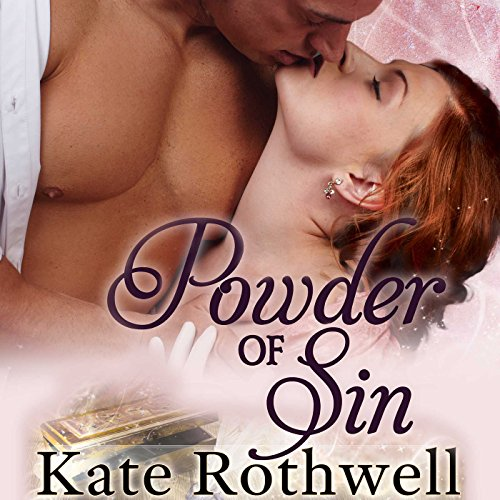 Powder of Sin audiobook cover art