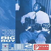 The Story of the Blues by Arthur 'Big Boy' Crudup (2005-06-24)