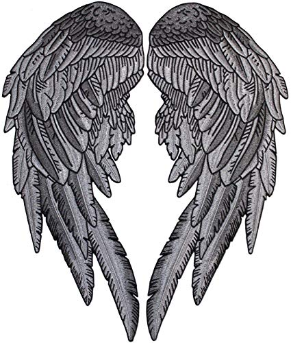 """Angel Wings Patch 