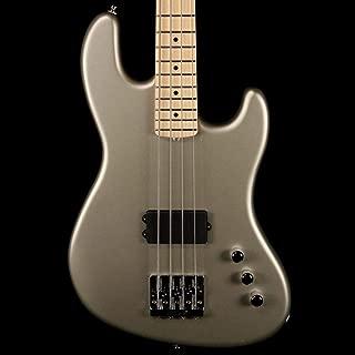 Fender Flea Signature Active Jazz Bass - Satin Inca Silver