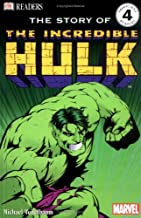 The Story of the Incredible Hulk (DK Readers, Level 4)