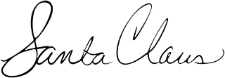 Best santa claus signature rubber stamp Reviews