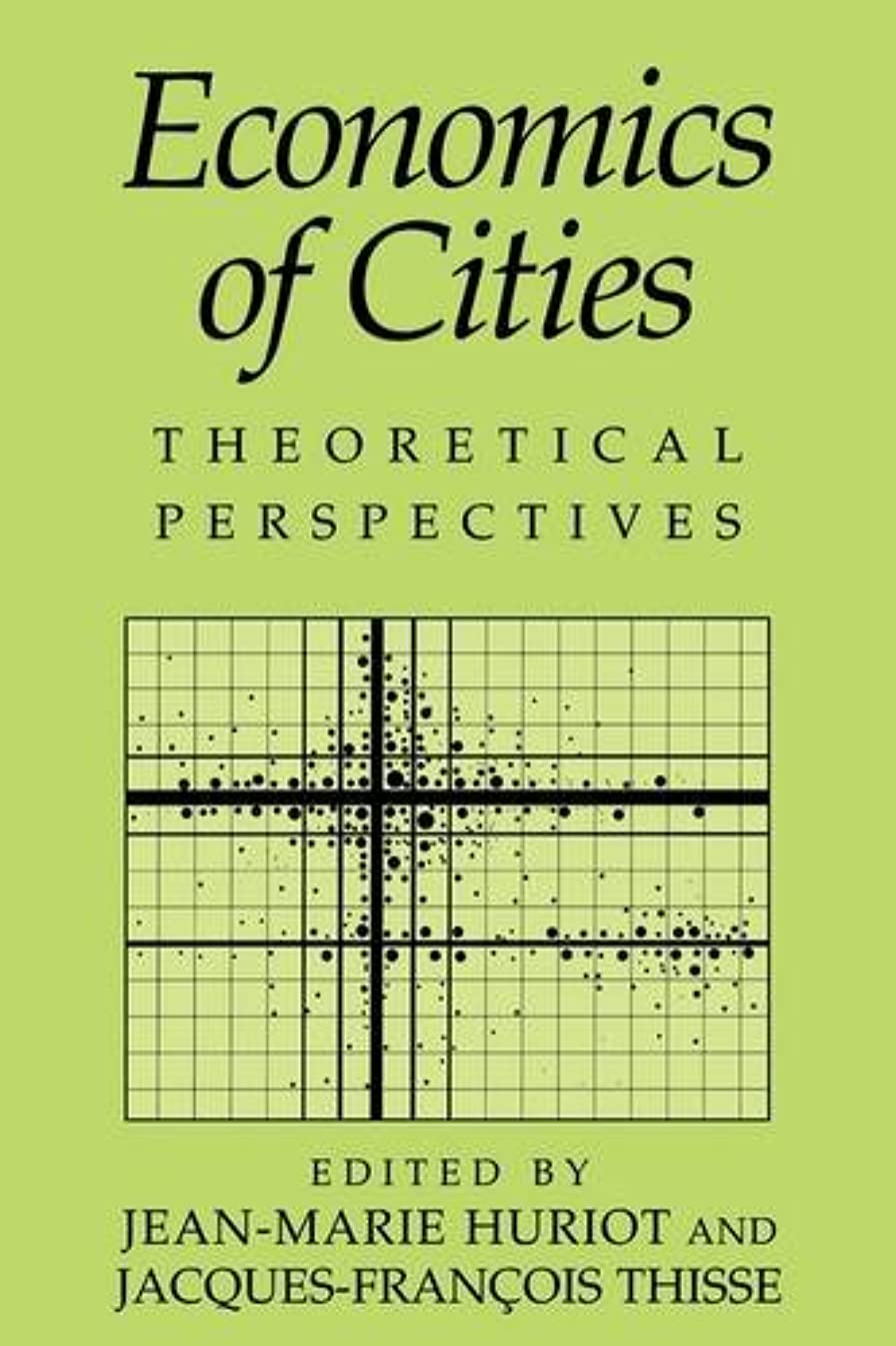 Economics of Cities: Theoretical Perspectives