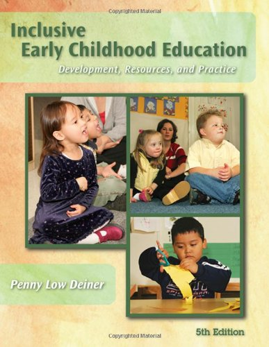 Inclusive Early Childhood Education: Development,...