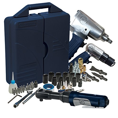 Campbell Hausfeld 62 Piece Air Tool Kit (TL106901AV)- Discontinued by Manufacturer