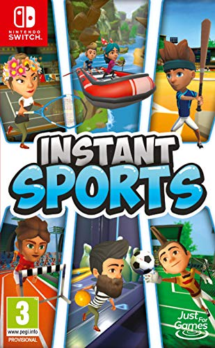 Instant Sports pour Nintendo Switch
