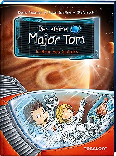 Der kleine Major Tom. Band 9: Im Bann des Jupiters