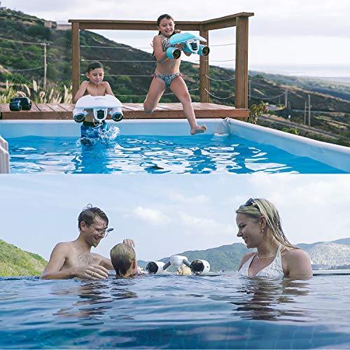 Seascooter Sublue WhiteShark Mix Bild 6*