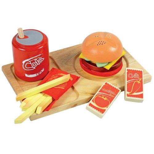 Santoys ST706 - Set Fast Food [Lingua Inglese]