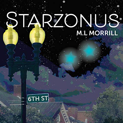 Starzonus audiobook cover art