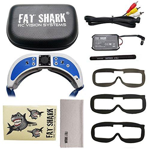 Fat Shark Dominator V3 Headset FPV Video Goggles FATSHARK FSV1063