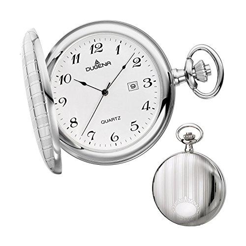 Uomo-Orologio da polso orologio da taschino Dugena Savonette al quarzo 4460636
