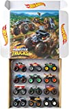 Hot Wheels Monster Trucks 1:64 Scale Die-Cast Ultimate Chaos 12 Pack Toy Vehicles for Kids Ages 3...