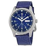 Seiko 5 Automatic Blue Dial Men's Watch SNZG11J1