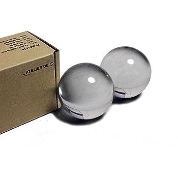 健身球 - アトリエマル (50mm(UVクリア))