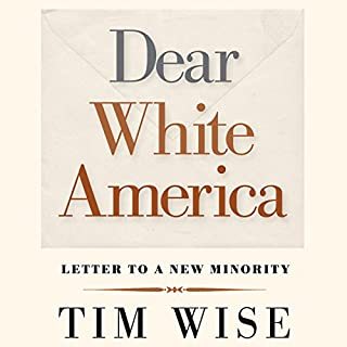Dear White America cover art
