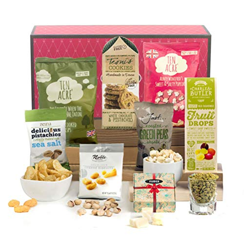 Hay Hampers - Mother's Day Gluten Free But Great for All Hamper Gift Box - Free UK Delivery