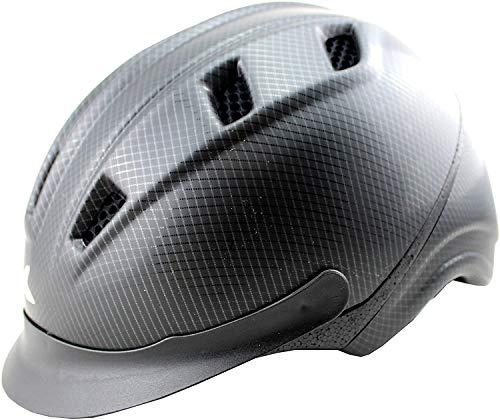 KED Helmsysteme Reithelm Basco Black Mesh Gr XL 60-64 cm