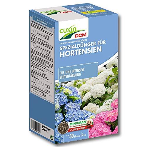 Cuxin DCM Spezialdünger für Hortensien 2 kg