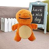 Olalalife Stuffed Animal Lapras Jigglypuff Dragonite Snorlax Psyduck Ditto Squirtle Bulbasaur Charizard Togepi Cubone Plush Toy Soft Stuffed Doll-Charizard