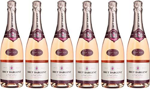Brut Dargent Rosé Pinot Noir Brut Trocken (6 x 0.75 l)