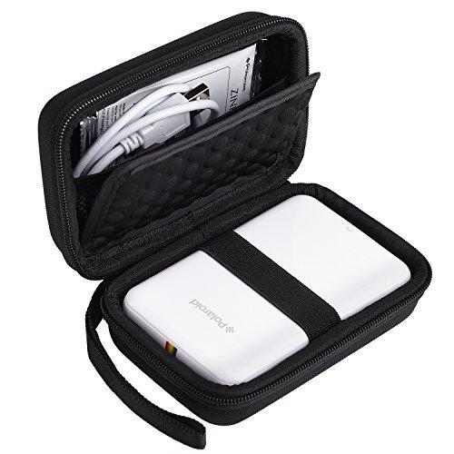 AUSTOR Custodia rigida da viaggio per Polaroid ZIP Stampante Mobile, HP Sprocket Stampante Fotografica Portatile