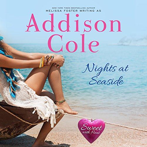 Nights at Seaside audiobook cover art