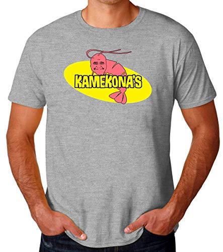 Kamekona's Shrimp Männer T-Shirt XX-Large