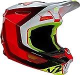 Fox V2 Voke Helmet Red M