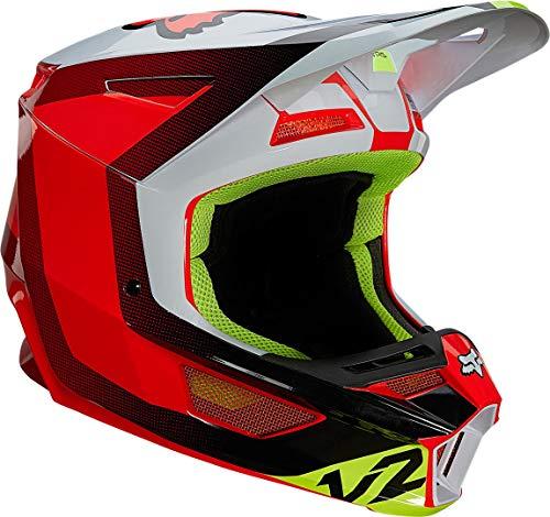 Fox Racing V2 VOKE Helmet, ECE