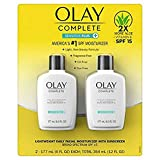 Olay Complete Sensitive 6 Fl Oz, Spf 15, 2 Pack,, 2Count ()