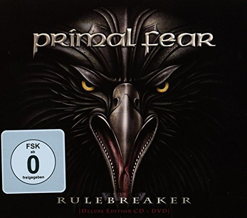 Rulebreaker [CD/DVD Combo][Deluxe Edition] by Primal Fear (2016-05-04)