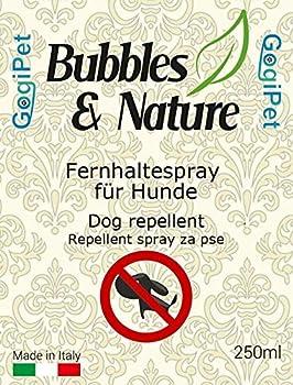 GogiPet Bubbles & Nature Spray répulsif pour chien