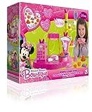 IMC Toys - Pastelería Minnie con Caja Registradora Balanza Y 20 Accs. 43-180642