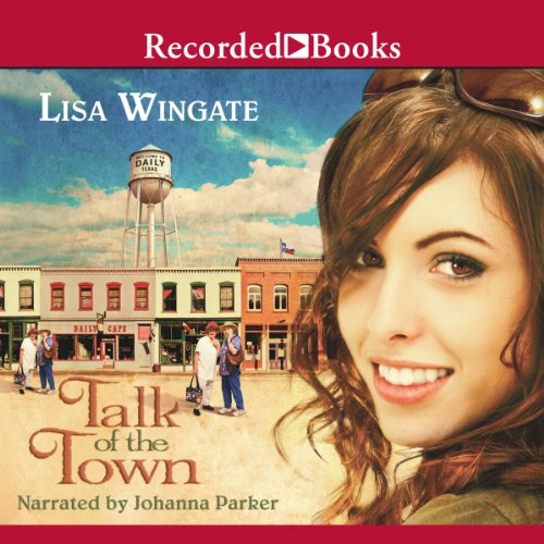 Talk of the Town audiobook cover art