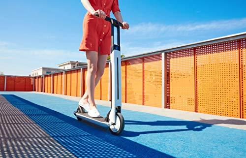 Segway-NinebotKickscooterAirT15電動キックスクーターキックボード2020グッドデザイン受賞折りたたみコンパクト軽量1年保証正規品セグウェイナインボットホワイト50432