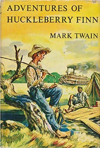 The Adventures of Huckleberry Finn Annotated (English Edition)