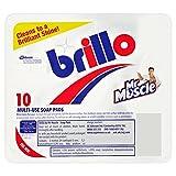 Brillo Soap Pads10 per pack