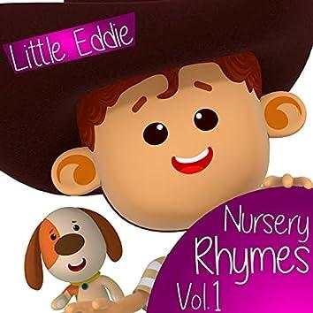 Little Eddie Nursery Rhymes VOL.1